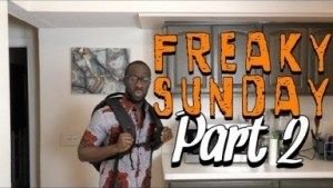Video (Skit): Clifford Owusu – In An African Home: Freaky Sunday (Part 2)